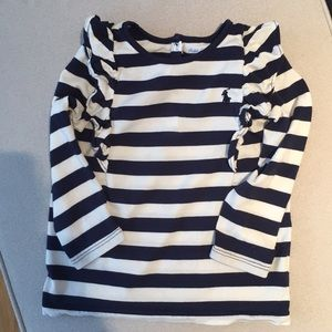 Ralph Lauren Shirts & Tops - Ralph Lauren long sleeve t shirt 12 months